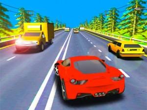 Highway Road Racer Traffic Racing