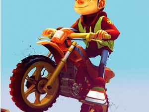 Moto Race - Moto Rider